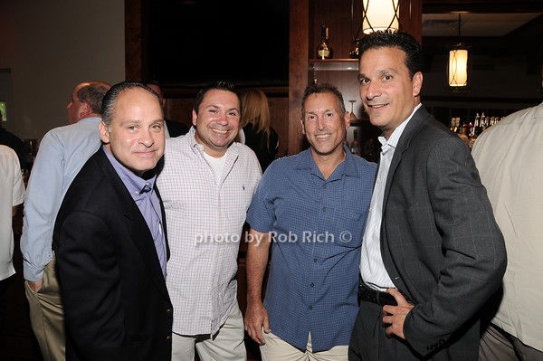 Ender Berrios, Michael Bisacreta, Billy DeLuca, Al Grecco<br /> photo by Rob Rich © 2010 robwayne1@aol.com 516-676-3939