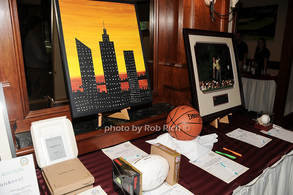 auction items<br /> photo by Rob Rich © 2010 robwayne1@aol.com 516-676-3939