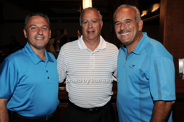 Frank Froio, Mark Covello, Mickey G<br /> photo by Rob Rich © 2010 robwayne1@aol.com 516-676-3939