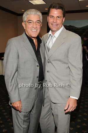 Frank Vincent, Mike Herbst<br /> photo by Rob Rich © 2010 robwayne1@aol.com 516-676-3939