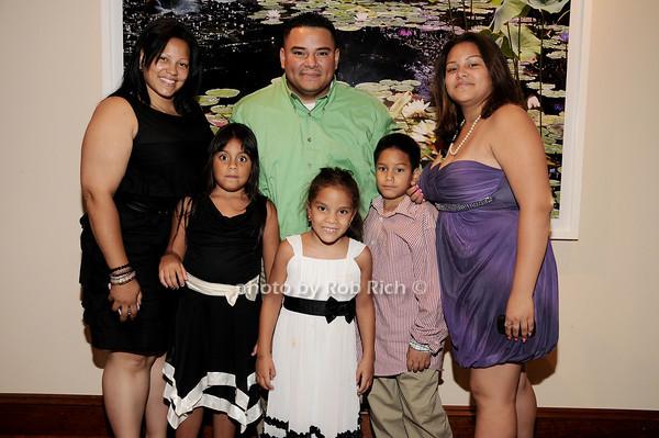 Valarezo family<br /> photo by Rob Rich © 2010 robwayne1@aol.com 516-676-3939