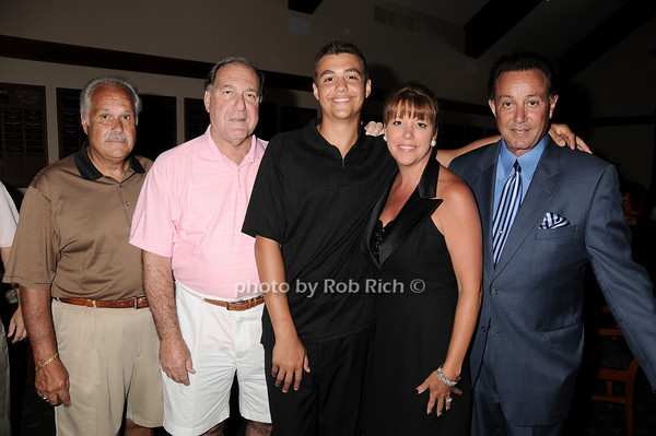Sam Fresina, Charles LeConche, Anthony Darrow, Chris Darrow, Tony Darrow<br /> photo by Rob Rich © 2010 robwayne1@aol.com 516-676-3939