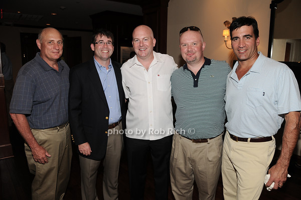 Tom Pastore,Bob Cardone, Brendon Farrell, Jim Dore, Joe Pizzarelli<br /> photo by Rob Rich © 2010 robwayne1@aol.com 516-676-3939