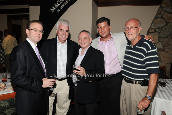 Kevin Faga, Jim Hood, Evan Cohen, Arthur Franciosa, Rick Persan<br /> photo by Rob Rich © 2010 robwayne1@aol.com 516-676-3939