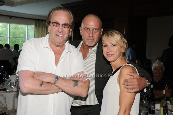 Danny Aiello, guests<br /> photo by Rob Rich © 2010 robwayne1@aol.com 516-676-3939