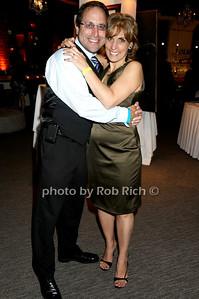 Tim Mutkoski, Joyce Mattera photo by Rob Rich © 2009 robwayne1@aol.com 516-676-3939