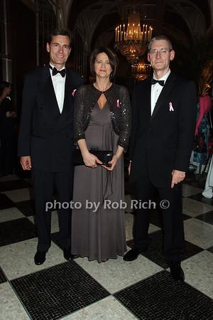 Manfred Heinzer, Jeanne Heinzer, Dr. Berthold Greifenberg  photo by Rob Rich © 2008 robwayne1@aol.com 516-676-3939