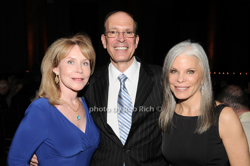 Tara Maxwell, Peter Santoro, Joan Siffert<br /> photo by Rob Rich © 2010 robwayne1@aol.com 516-676-3939