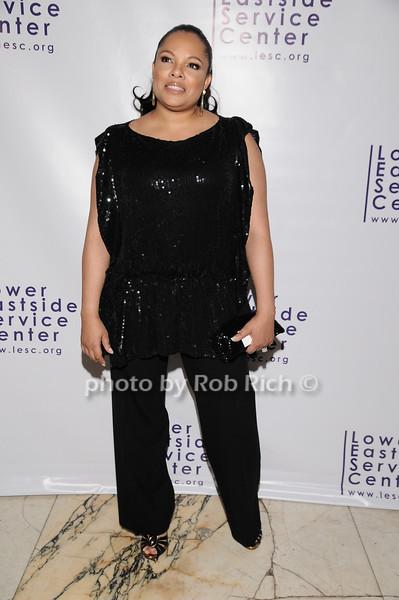 Justine Simmons (Honoree)<br /> photo by Rob Rich © 2010 robwayne1@aol.com 516-676-3939