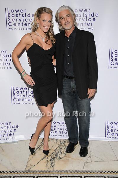 Heidi Albertsen, Andrew  Lucchesi<br /> photo by Rob Rich © 2010 robwayne1@aol.com 516-676-3939