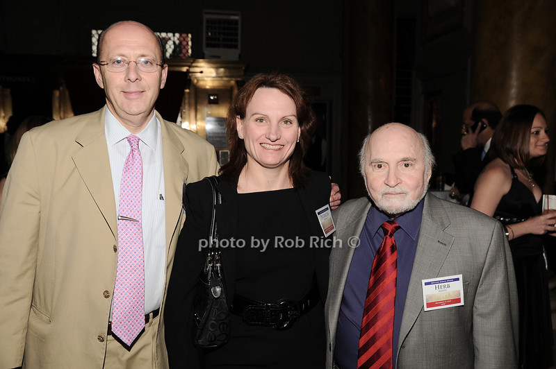 Sandy Patofsky, Patricia Hoffman, Herb Barish<br /> photo by Rob Rich © 2010 robwayne1@aol.com 516-676-3939