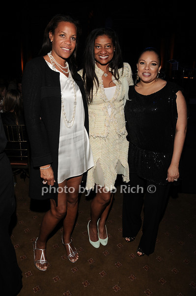 Kimberly Hatchett Maitland, Nina Whittington Cooper, Justine Simmons<br /> photo by Rob Rich © 2010 robwayne1@aol.com 516-676-3939