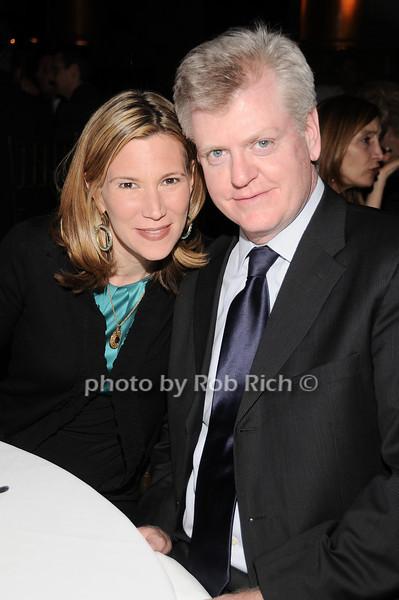 Melissa Russo, Frank Gribbon<br /> photo by Rob Rich © 2010 robwayne1@aol.com 516-676-3939