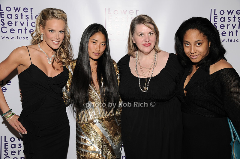 Heidi Albertsen, Chloe Loh, Ellen Haddigan, Ty Phipps<br /> photo by Rob Rich © 2010 robwayne1@aol.com 516-676-3939
