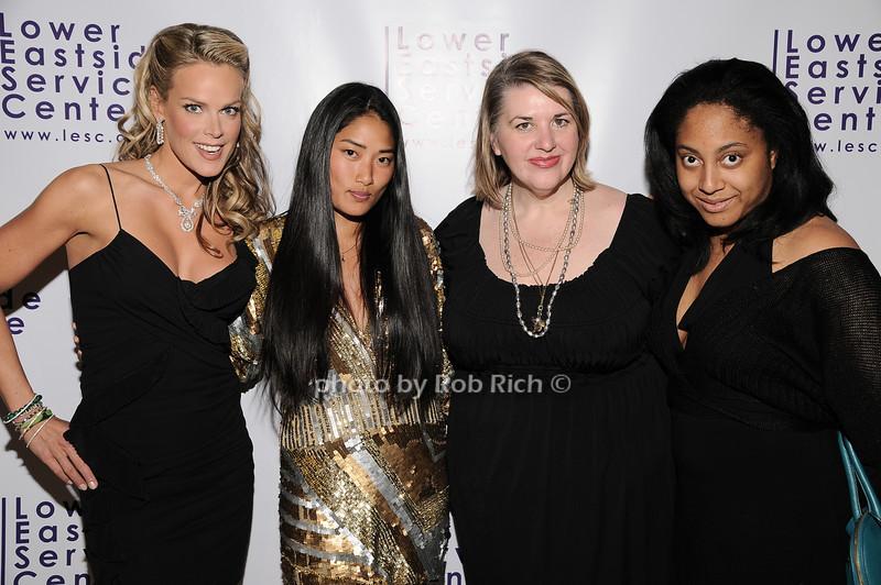 Heidi Albertsen, Chloe Loh, Ellen Haddigan, Ty Phipps<br /> photo by Rob Rich © 2010 robwayne1@aol.com 516-676-3939