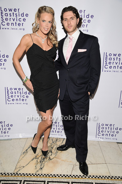 Heidi Albertsen, John Magzalcioglu<br /> photo by Rob Rich © 2010 robwayne1@aol.com 516-676-3939