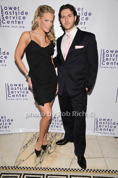 Heidi Albertsen, John Magzalcioglu<br /> photo by Rob Rich © 2010 robwayne1@aol.com 516-676-3939