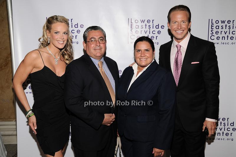Heidi Albertsen, Harvey Tanton, Millie Tanton, Chris Wragge<br /> photo by Rob Rich © 2010 robwayne1@aol.com 516-676-3939