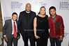 """Russell """"Russy"""" Simmons, Reverend Run, Justine Simmons, Daniel """"Diggy"""" Simmons<br /> photo by Rob Rich © 2010 robwayne1@aol.com 516-676-3939"""