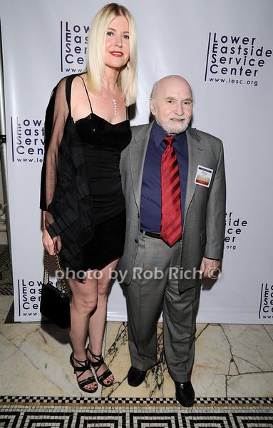 Elizabeth Hoadley, Herb Barish<br /> photo by Rob Rich © 2010 robwayne1@aol.com 516-676-3939