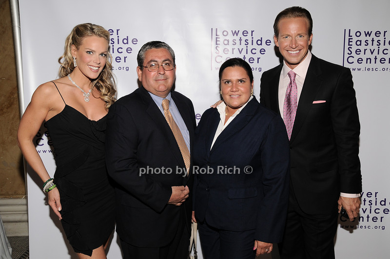 Heidi Albertsen, Harvey Tanton, Millie Tanton, Chris Wragge<br /> photo by Rob Rich © 2010 robwayne1@aol.com 516-676-3939