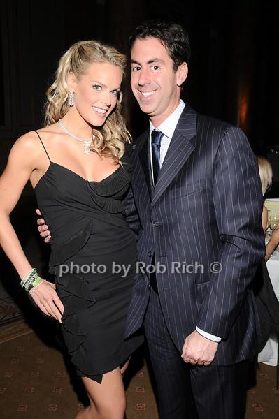 Heidi Albertsen, Scott Rauch<br /> photo by Rob Rich © 2010 robwayne1@aol.com 516-676-3939