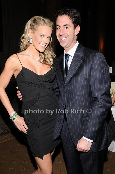 Heidi Albertsen, Scott Rauch<br /> photo by Rob Rich © 2010 robwayne1@aol.com 516-676-3939