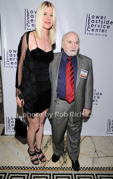 Elizabeth Hoadley, Herb Barish<br /> photo by Rob Rich © 2010 robwayne1@aol.com 516-676-3939