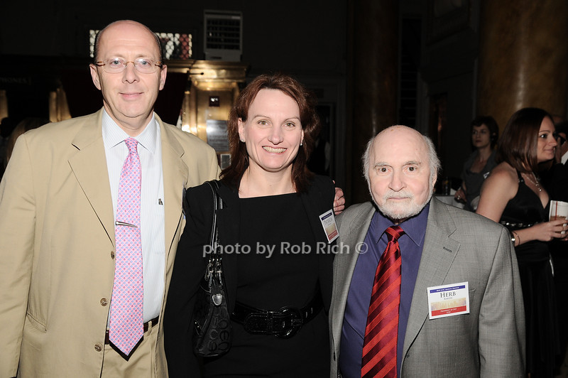 Sandy Patofsky, Patricia Hoffman, Herb Barish<br /> photo by Rob Rich © 2010 robwayne1@aol.com 516-676-3939