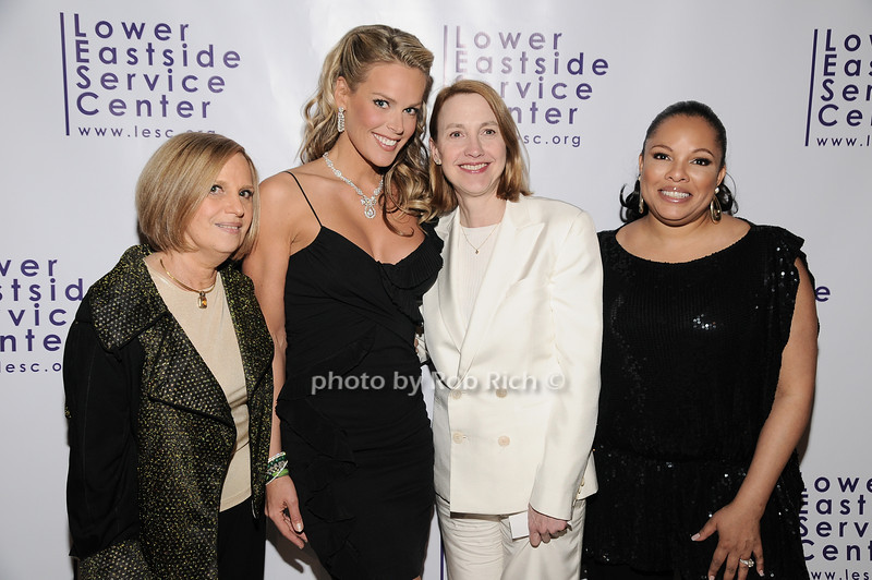 Bea Ifshin, Heidi Albertsen, Marcia Bell, Justine Simmons<br /> photo by Rob Rich © 2010 robwayne1@aol.com 516-676-3939