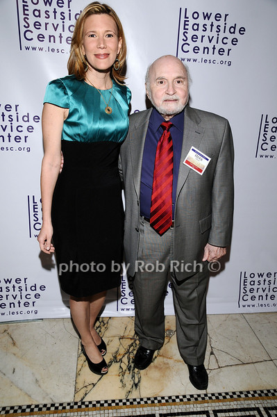 Melissa Russo, Herb Barish<br /> photo by Rob Rich © 2010 robwayne1@aol.com 516-676-3939