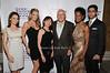 Cali Carlin, Heidi Albertsen, Dolly Segal, Barry Segal, Macdella Cooper, Abid Qureshi<br /> photo by Rob Rich © 2010 robwayne1@aol.com 516-676-3939