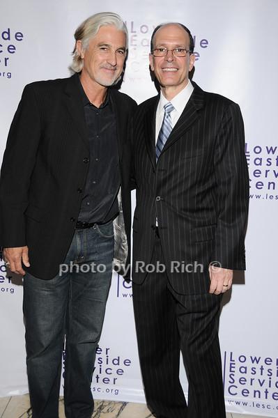 Andrew  Lucchesi, Peter Santoro<br /> photo by Rob Rich © 2010 robwayne1@aol.com 516-676-3939