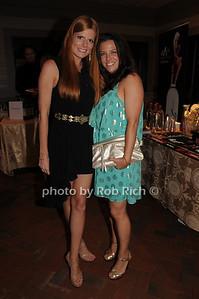Kate Zaman and Christina Cavallo  photo by Rob Rich/SocietyAllure.com © 2012 robwayne1@aol.com 516-676-3939