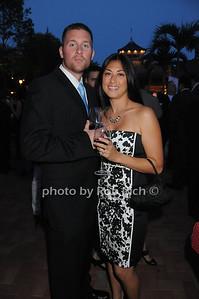 Chris Castle and Jennifer Castle  photo by Rob Rich/SocietyAllure.com © 2012 robwayne1@aol.com 516-676-3939