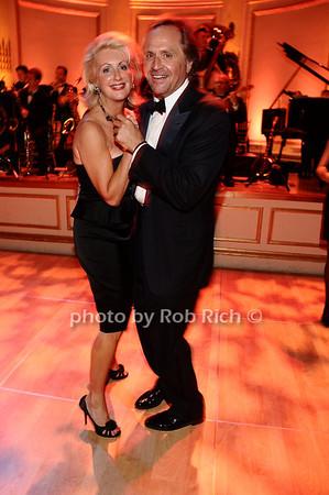 Jennifer Swindal, Steve Swindal<br /> photo by Rob Rich © 2010 robwayne1@aol.com 516-676-3939