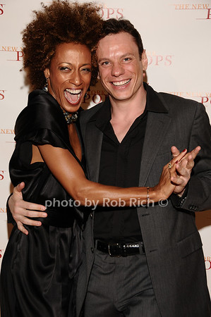 Karine Plantadit, Keith Roberts<br /> photo by Rob Rich © 2010 robwayne1@aol.com 516-676-3939