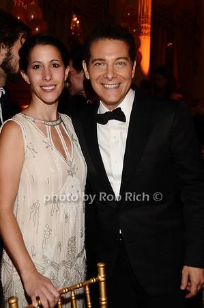 Jennifer Katz, Michael Feinstein<br /> photo by Rob Rich © 2010 robwayne1@aol.com 516-676-3939