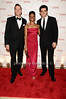 Steve Reineke, Montego Glover, Tony DeSare<br /> photo by Rob Rich © 2010 robwayne1@aol.com 516-676-3939