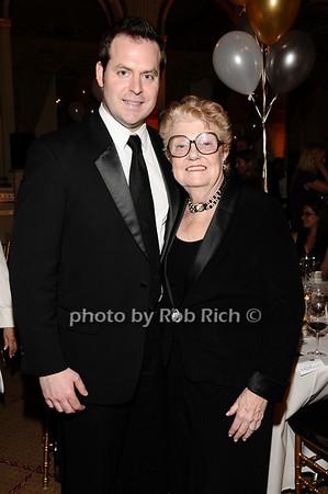 Patrick Tully, June Freemanson<br /> photo by Rob Rich © 2010 robwayne1@aol.com 516-676-3939