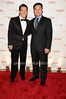 Michael Feinstein, John Liu<br /> photo by Rob Rich © 2010 robwayne1@aol.com 516-676-3939