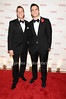 Steve Reineke, Cheyenne Jackson<br /> photo by Rob Rich © 2010 robwayne1@aol.com 516-676-3939
