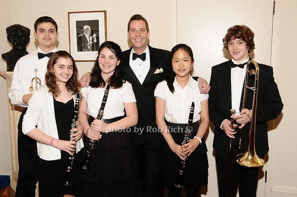 David Acevedo, Maya Trzewski, Julia Medina, Steve Reineke, Jihye Kim, Will Gebbie<br /> photo by Rob Rich © 2010 robwayne1@aol.com 516-676-3939