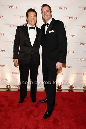 Michael Feinstein, Steve Reineke<br /> photo by Rob Rich © 2010 robwayne1@aol.com 516-676-3939