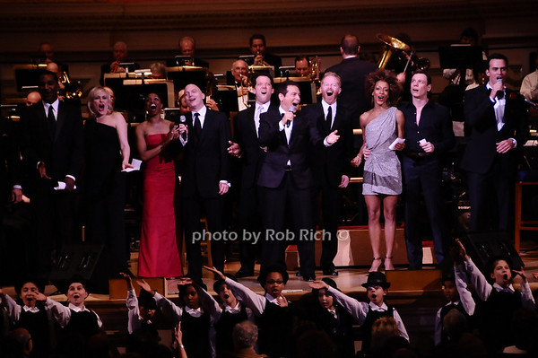Young People's Chorus of New York City<br /> photo by Rob Rich © 2010 robwayne1@aol.com 516-676-3939