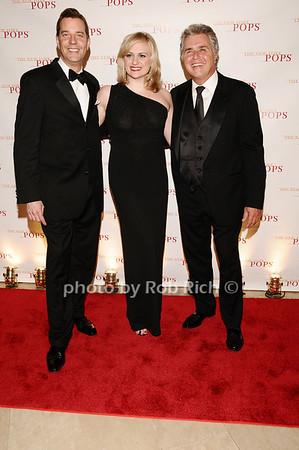 Steve Reineke, Haley Swindal, Steve Tyrell<br /> photo by Rob Rich © 2010 robwayne1@aol.com 516-676-3939