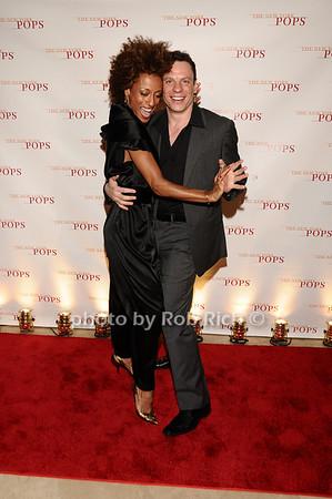Karine Plantadit, Keith Roberts<br /> photo by Rob Rich © 2010 robwayne1@aol.com 516-676-3939