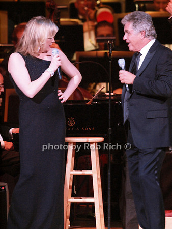 Haley Swindal, Steve Tyrell<br /> <br /> photo by Rob Rich © 2010 robwayne1@aol.com 516-676-3939