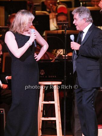 Haley Swindal, Steve Tyrell<br /> <br /> photo by Rob Rich © 2010 robwayne1@aol.com 516-676-3939