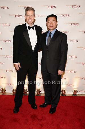 James Johnson, John Liu<br /> photo by Rob Rich © 2010 robwayne1@aol.com 516-676-3939